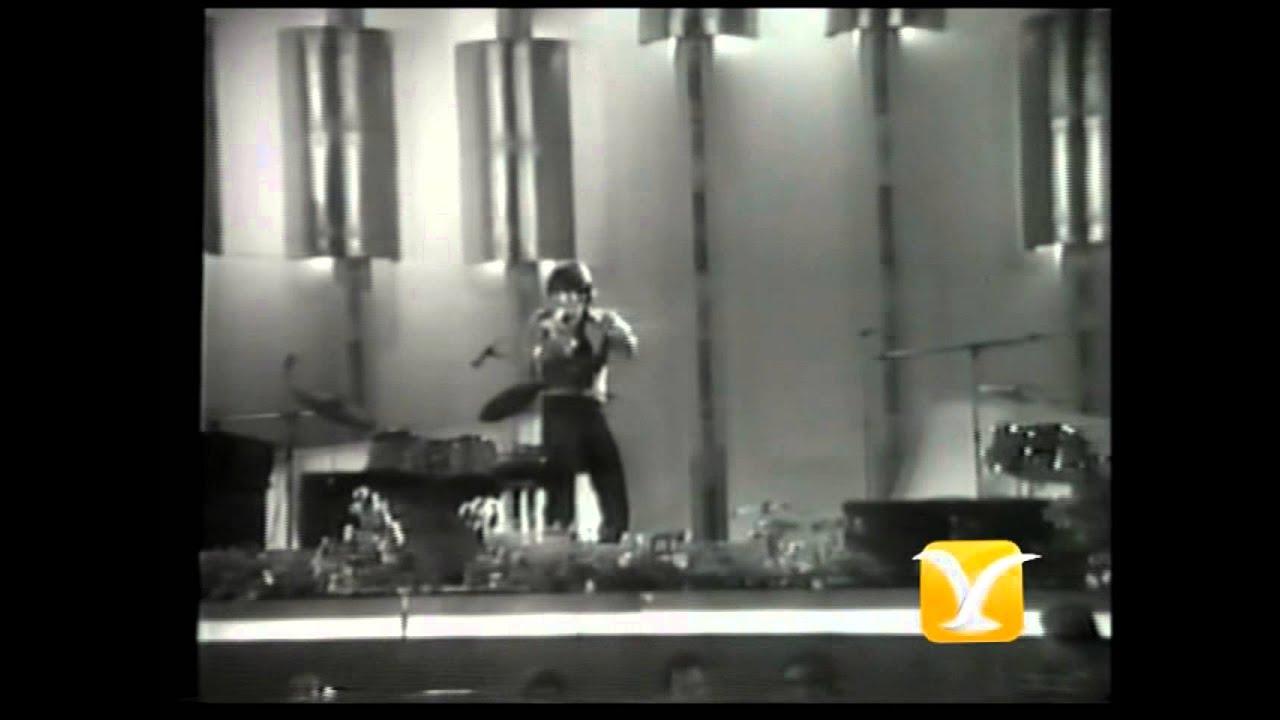 Sandro, Una muchacha y una guitarra - Rosa, Rosa, Festival de Viña 1975