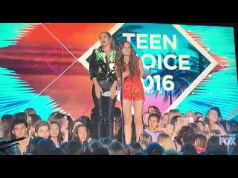 Teen choice 2016! CHOICE YOUTUBER // DOLAN TWINS