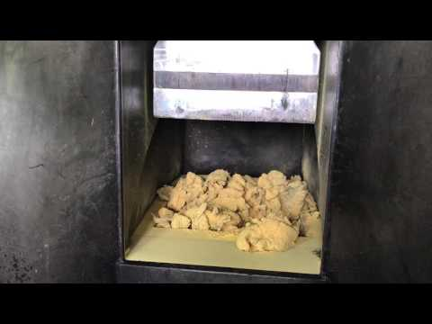 how to make EVA foam sheet-step 1-raw material mixing