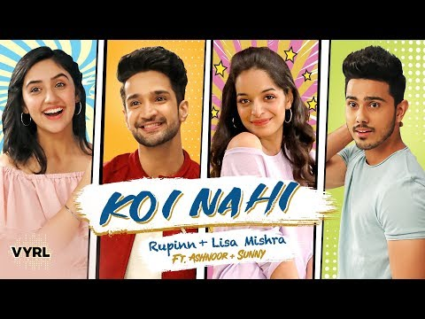 koi-nahi---rupinn-|-lisa-mishra-|-ashnoor-kaur-&-sunny-chopra-|-official-music-video-|-vyrloriginals