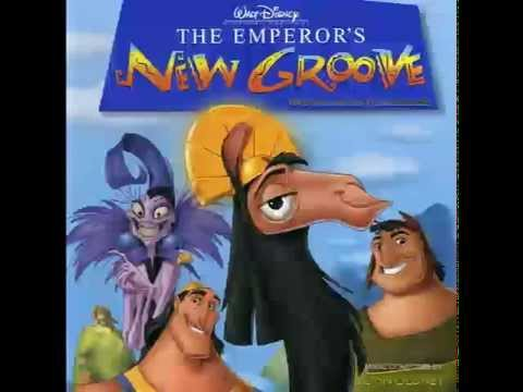 """John Debney - The Emperor's New Groove - """"For Your Consideration"""" Score"""