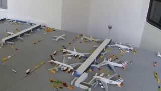 August Model Los Angeles International Airport Update
