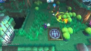 Spiral Knights Gameplay