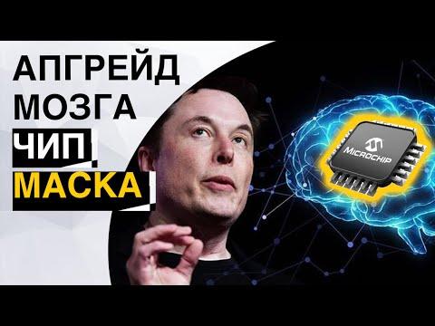 Маск вставит чип в мозг и создаст гибрида человека/ИИ | Линзы со встроенной камерой | новые роботы