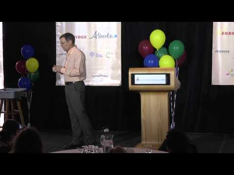 National Mentoring Symposium - Keynote Presentation with Mic