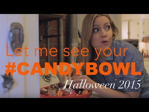 Let Me See Your CANDY BOWL! A Halloween, Tootsee Roll Parody #CandyBowl | The Holderness Family