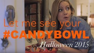 Let me see your CANDY BOWL! A Halloween, Tootsee Roll Parody #CandyBowl