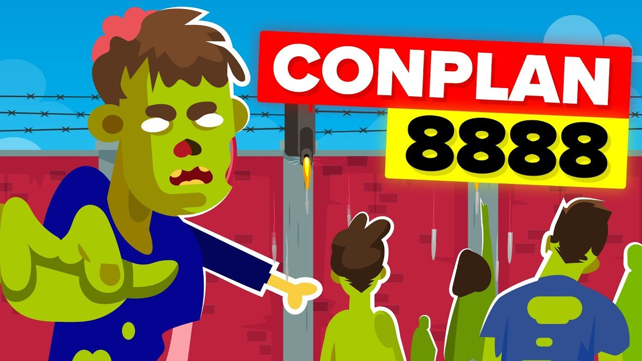 Download USA Military Actually Has A Zombie Plan - This Is It (Conplan 8888)