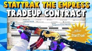 CS:GO - StatTrak l'AK-47 de L'Impératrice neuf d'Usine TradeUp - Route De Rêve Équipement