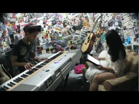 JKT48 - Heavy Rotation (Cover by Borri & Adinda)