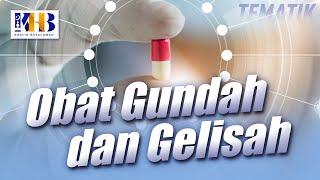 Kajian Tematik - Obat Gundah dan Gelisah, Khalid Basalamah (2021)