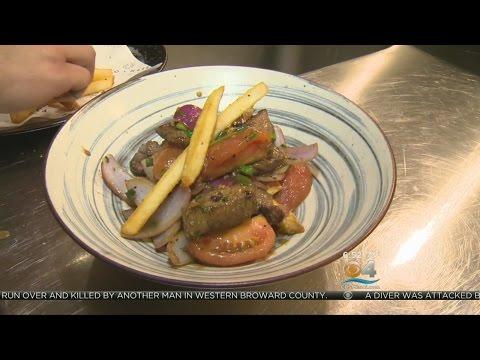 Peruvian Spot Serves Up Trendy Treats In Kendall