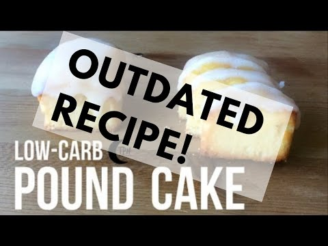 By  Low Carb Vanilla Cake Recipe