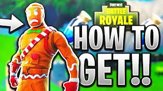 *NEW* How to get MERRY MARAUDER in Fortnite! (WORKS IN-GAME!)