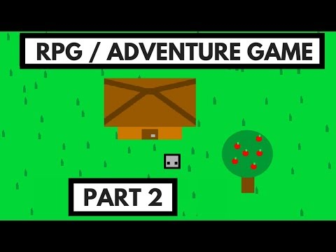 Scratch Tutorial: How to Make a RPG/Adventure Game (Part 2)
