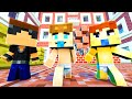 Minecraft - WHO'S YOUR DADDY - BABY GOES TO SCHOOL ?!