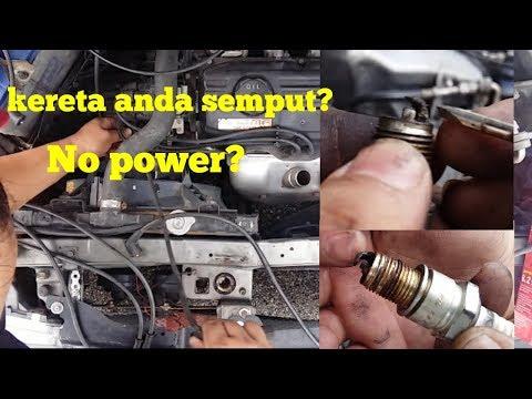 kenapa enjin semput & mati2, No power (saga/iswara
