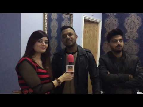 Mumzy,Nish,Iksy and Imran DJ famous singer's interviewing with cninews
