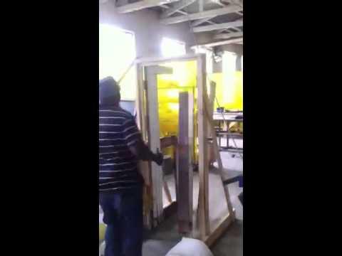 Breakaway door & Breakaway door - YouTube