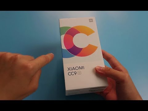 Xiaomi Mi CC9e Unboxing and Hands on