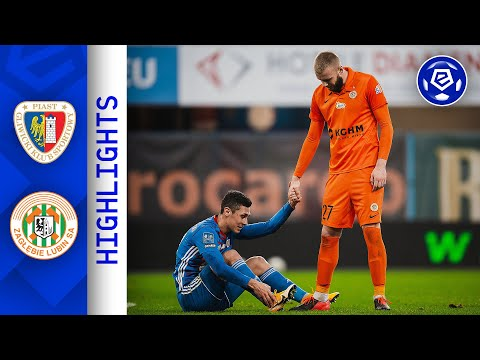 Piast Gliwice Zaglebie Goals And Highlights