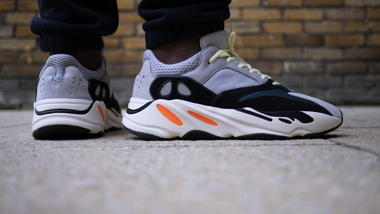 42513b6d9e2 I FINALLY got my Size! Yeezy Boost 700 OG Review   On Feet (Grey + ...