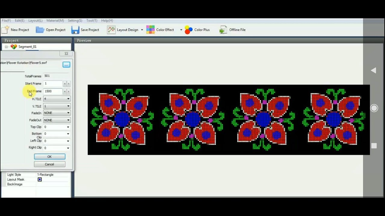 Led Pixel Mr Player Simple Design New Software Free Download Youtube