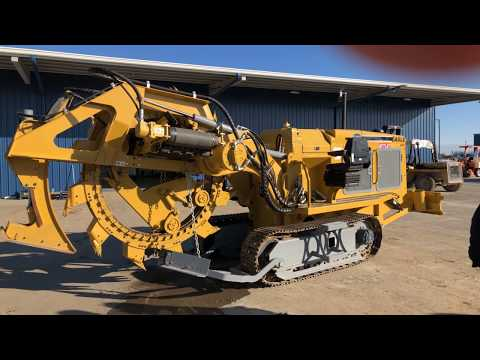 Eagle 4500 Wheel Trencher