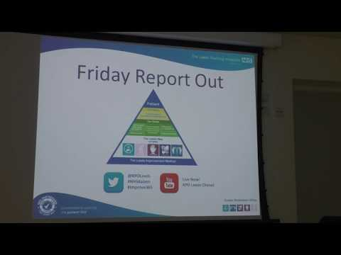 Leeds Teaching Hospitals Friday Report Out 22nd September