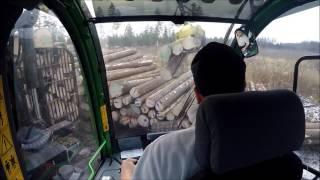 John Deere 1510 G Unload