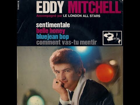 Eddy Mitchell   Belle Honey          1963