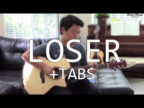 (Big Bang) Loser - Fingerstyle Guitar Cover [TABS]
