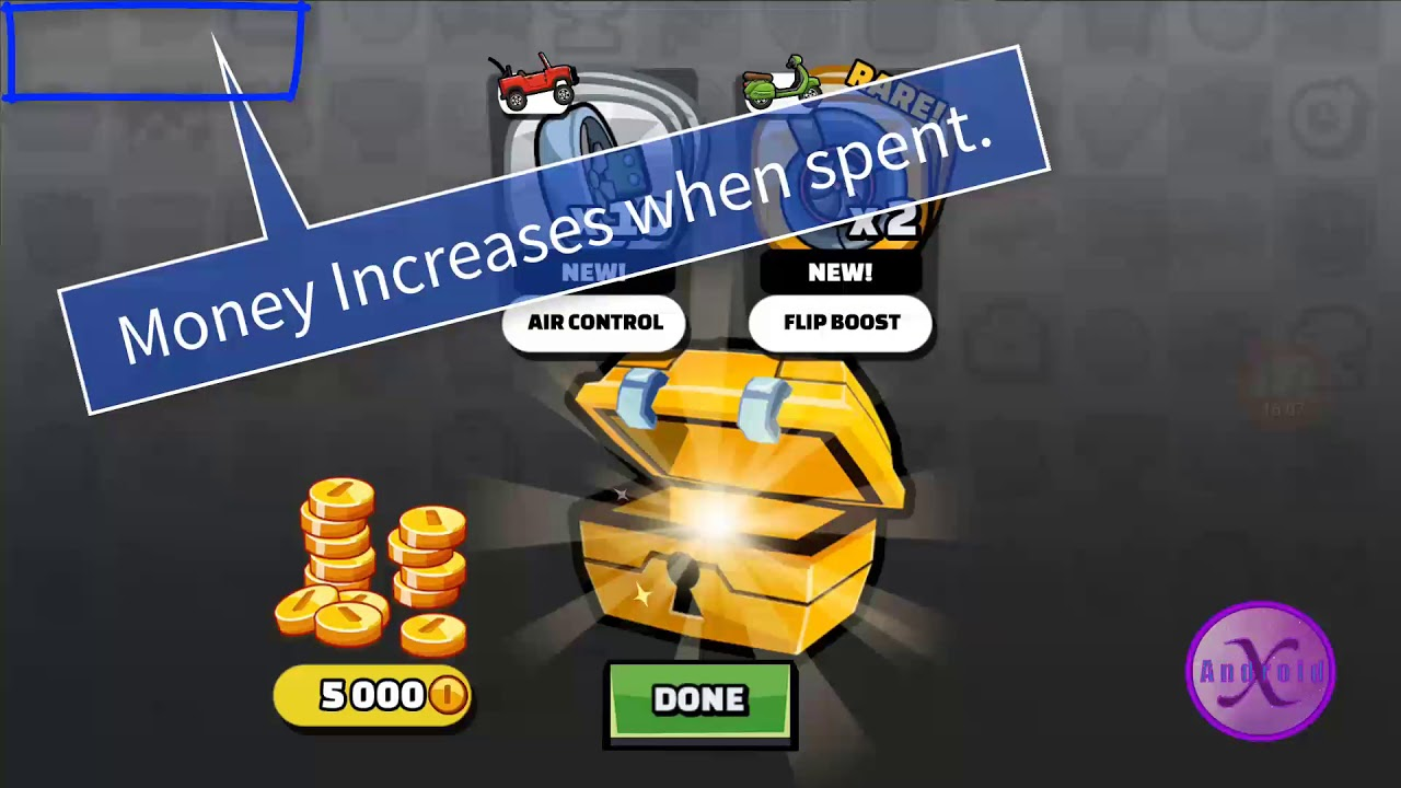 WOW! Hill Climb Racing 2 Unlimited Money MOD Apk [Android Xhampion]