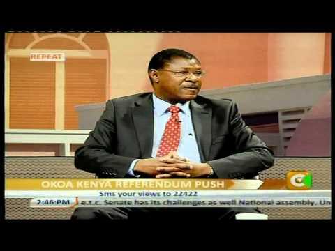 Cheche Interview with Moses Wetangula-Senator, Bungoma Part 2