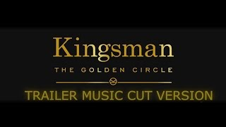 Kingsman 2 - TRAILER  MUSIC CUT VERSION : My Way by Frank Sina…