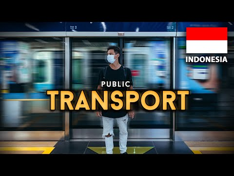 Trying Jakarta's Public Transportation as a Foreigner