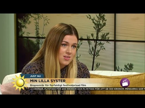 Ny utmaning för Amy Diamond - huvudroll i film om ätstörningar - Nyhetsmorgon (TV4)
