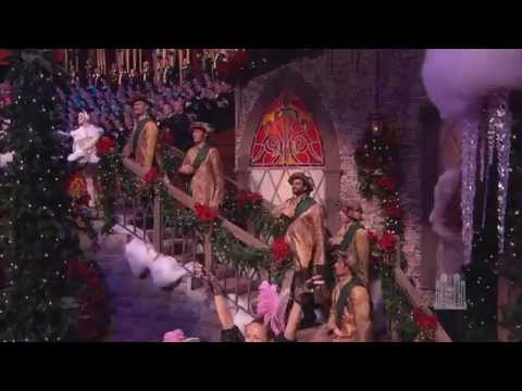 The Twelve Days of Christmas - The King's Singers and the Mormon Tabernacle Choir