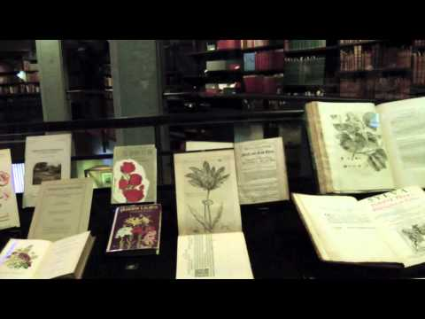 How Does MY Garden Grow: Highlights Of The Exhibit At The Thomas Fisher Rare Book Library