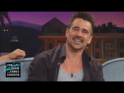 Colin Farrell Has Quite a Description for His Worst Tattoo