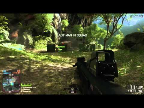 Battlefield 4 China Rising PS4 Gameplay - One Way Or Another I'm Gonna Find Ya