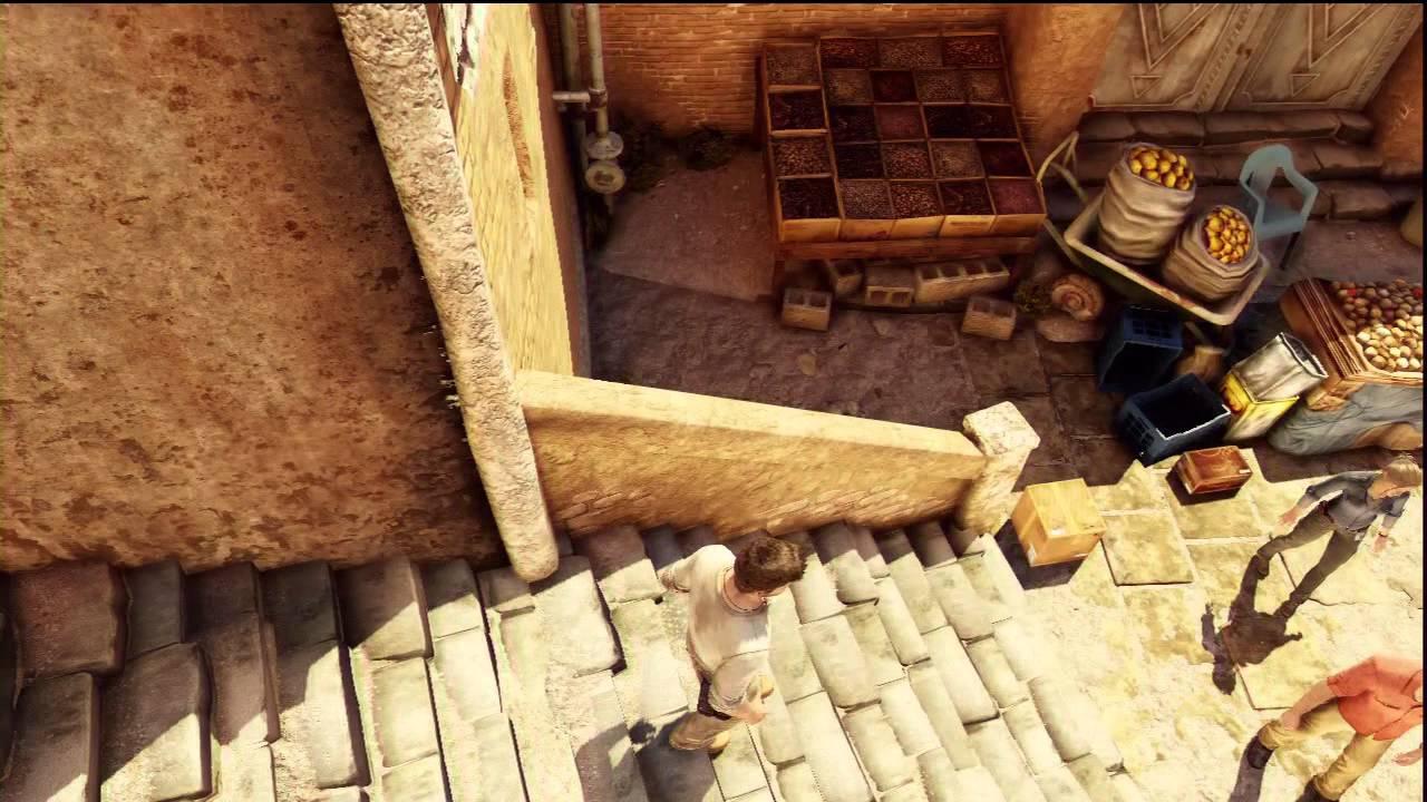 Uncharted 3 Treasure Locations: Treasure 43 Antique Cloak ...
