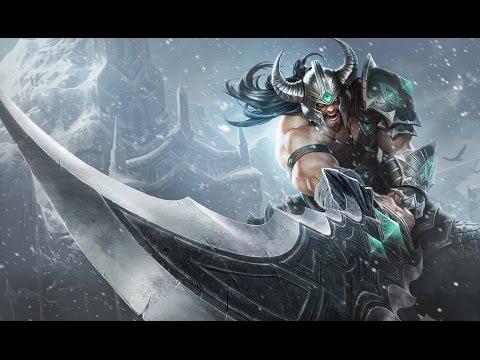 League of Legends #1  Tryndamere vs Jax ?!