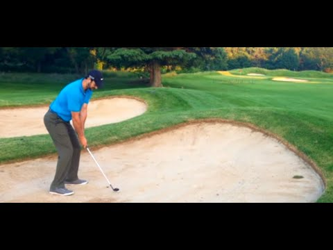How To Play The Long Bunker Shot With 2 Simple Tips – The Art of Simple Golf