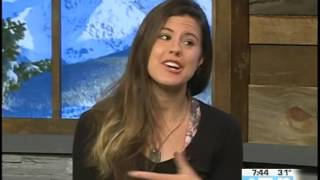 Bare Roots Nicole Abrams and Evan Ellis 05.19.17 Good Morning Vail