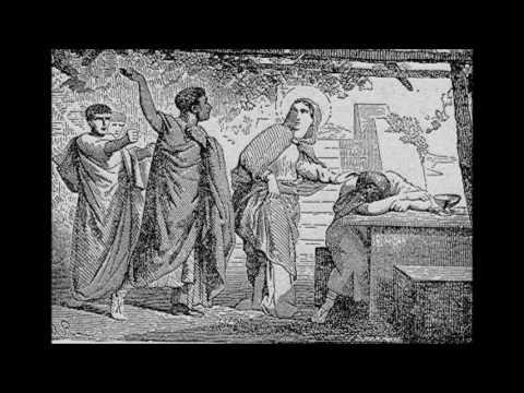 Saint Julia - Virgin - Martyr