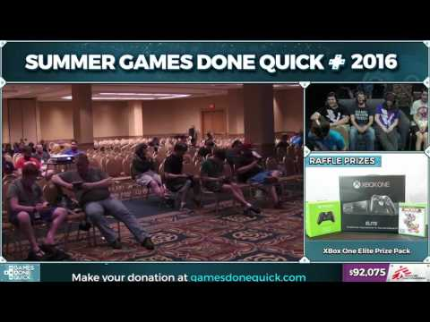 Tony Hawk's Underground by Fivves in 0:41:00 - SGDQ2016 - Part 15