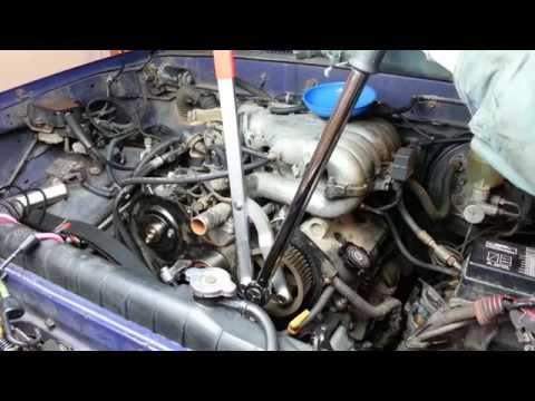 Cylinder Head & Gasket DIY Procedure - Toyota 5VZ-FE - Part 5