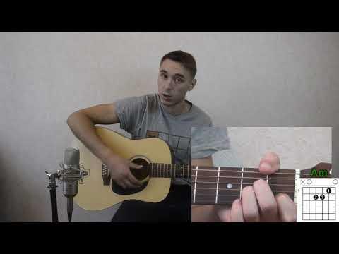 Быстрое Обучение Игре На Гитаре(Аккорды)1 Урок.