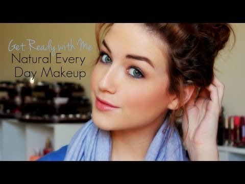 Get Ready with Me: Natural Every Day Makeup